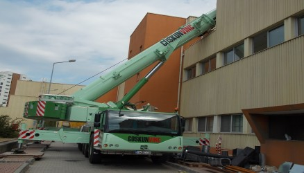 Liebherr LTM 1200 5.1 for Sale