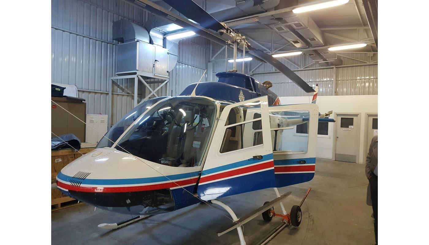 bell 206 b3 jet ranger for sale