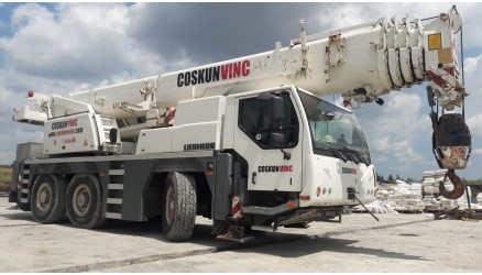 Liebherr LTM 1055-3.1 For Sale