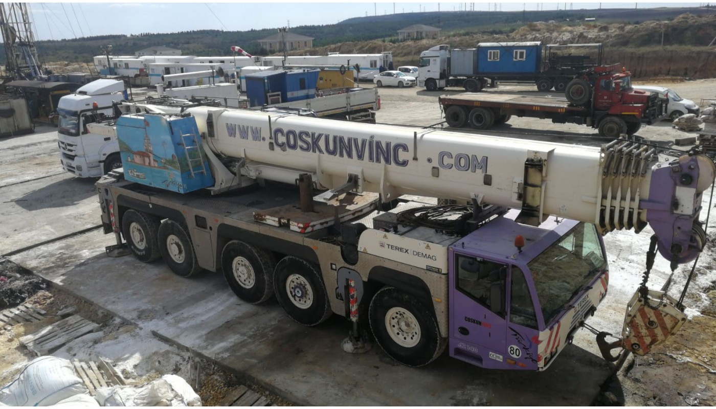 Terex Demag Ac 140 For Sale 20 Ton Wiring Diagram