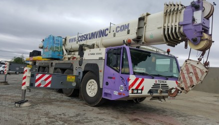 Terex Demag AC 140 for sale